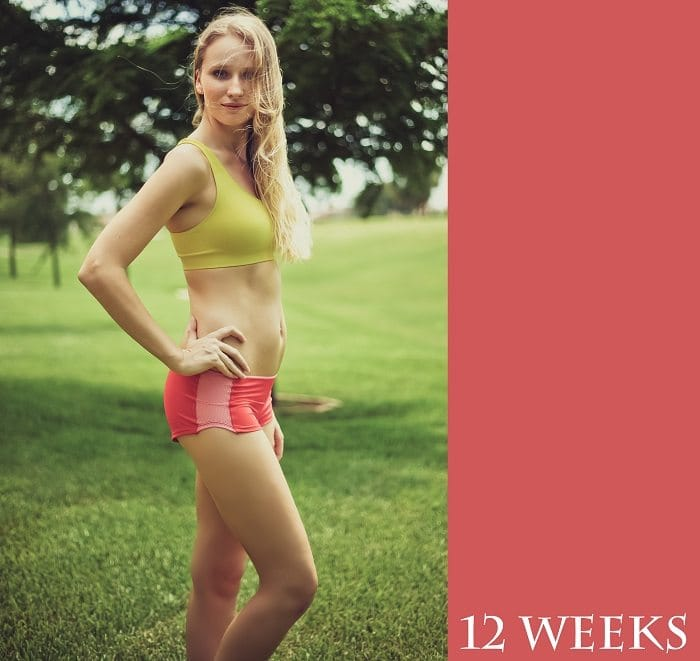 12 WEEKS- Beginning of 2nd TRIMESTER