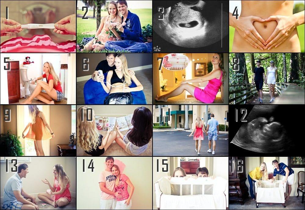 Photo Recap of First Half of the Pregnancy+ Ramblings