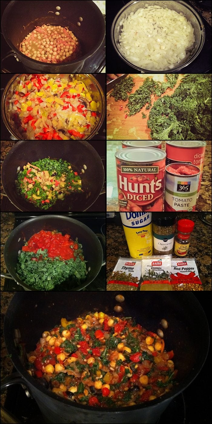 What we eat and what we cook
