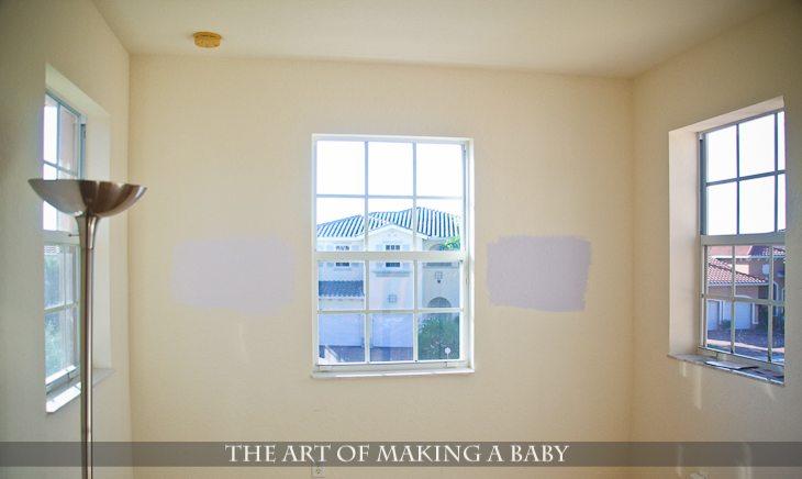 Nursery Update: Part I