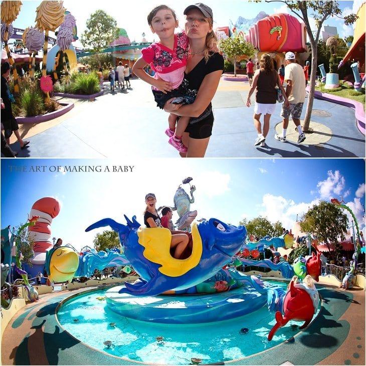 Dr Seussland At Universal Studios