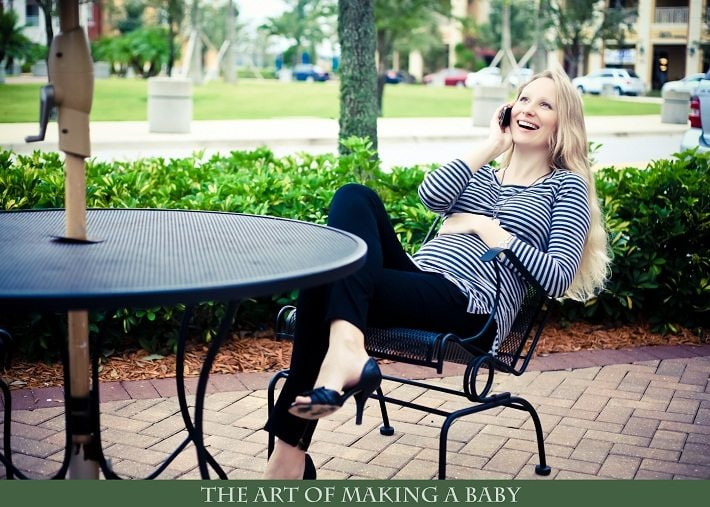 Everly Grey Maternity- {pregnant With Style} Feature And Giveaway