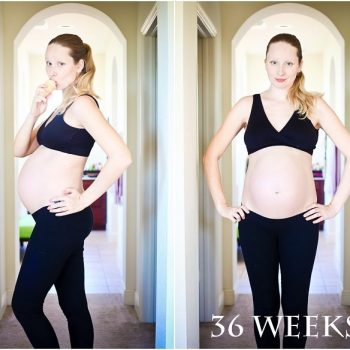 36 Week Bump Update