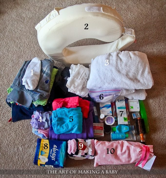 Hospital Bag Checklist: What You Should Pack In Hospital Bag For Birth