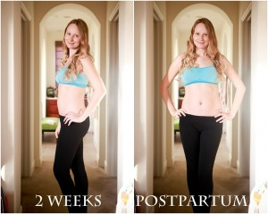 Alexis Weeks 1,2,3 + Postpartum Update