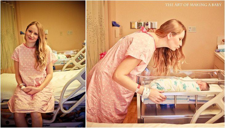 Dearjohnnies Designer Hospital Gown