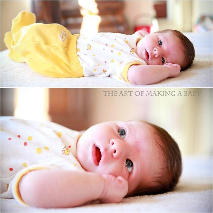 2 Weeks Postpartum + 2 Week Old Baby