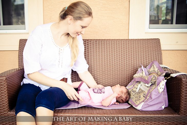 Best For Baby: Amykathryn Diaper Bag