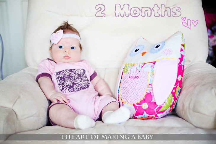 Alexis: 2 Months