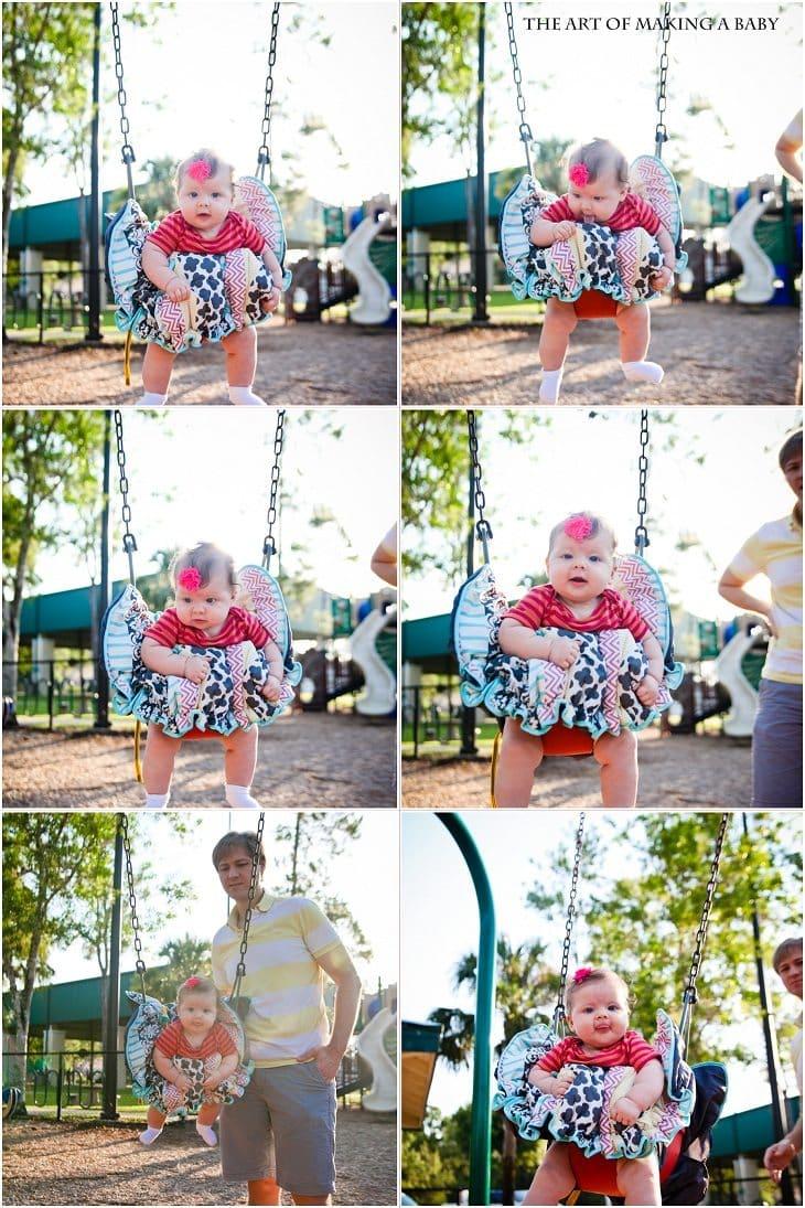 First Swing Ride {photo Dump}