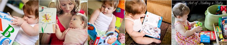 Lexi Awards: Favorite Products {3-9 Months}