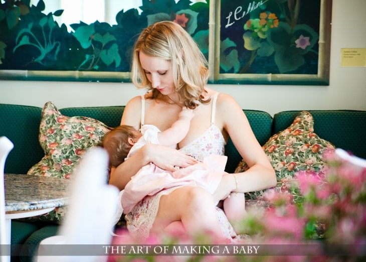 Breastfeeding At 8 Months: What It's Like Now