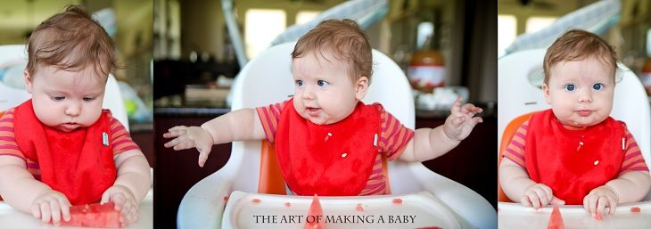 Introduction Of Solids: Baby Led Weaning