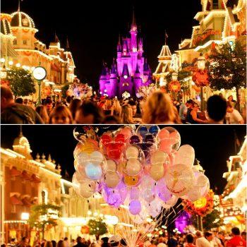 Disneyworld: Day 1