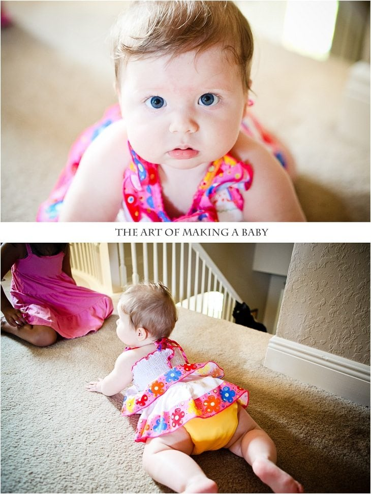 letters to lexi 7 months old every avenue life