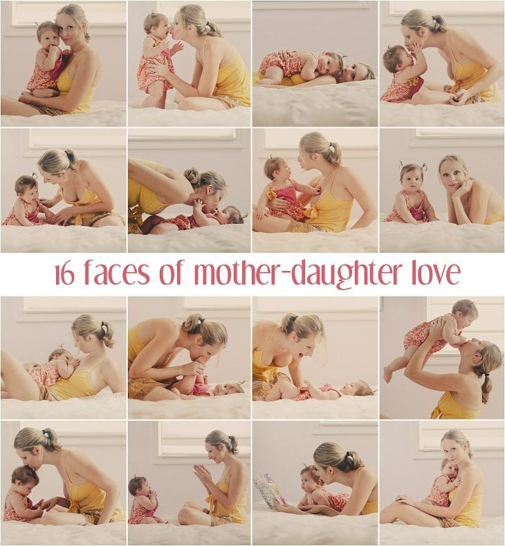 Mother-Daughter Love