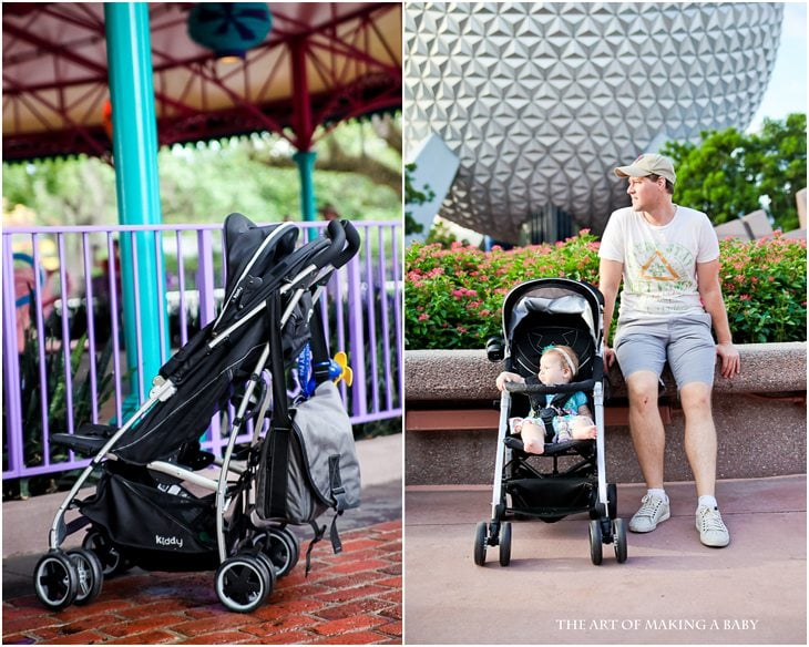 New Kiddy Usa City'n Move: Stroller Feature + Giveaway