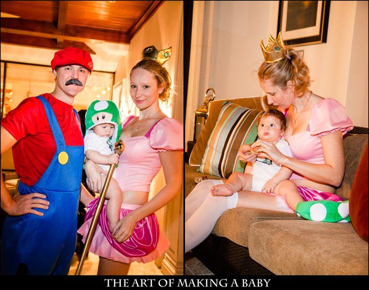 Halloween 2012: Baby's First Halloween