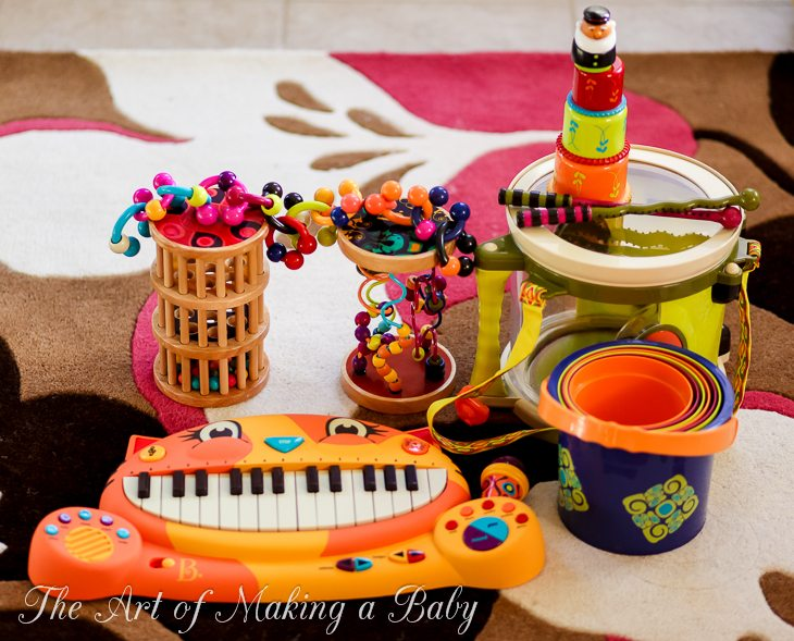 SAFE TOYS FEATURE: B TOYS
