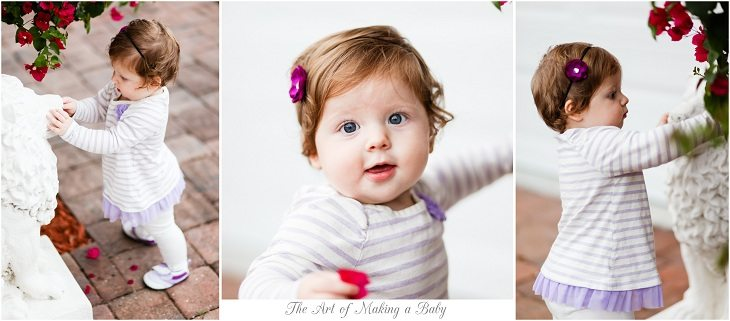 Letters To Lexi: 11 Months Old
