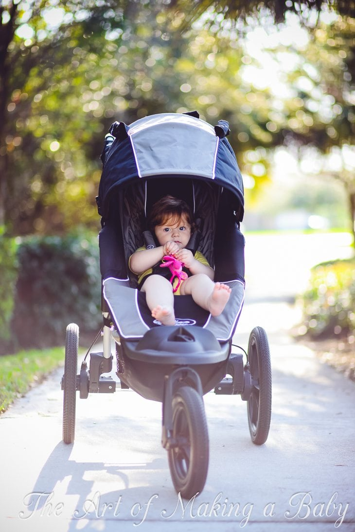 Stroller Feature: Baby Jogger