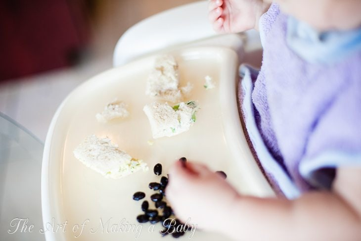 Baby Solids: What We Cook