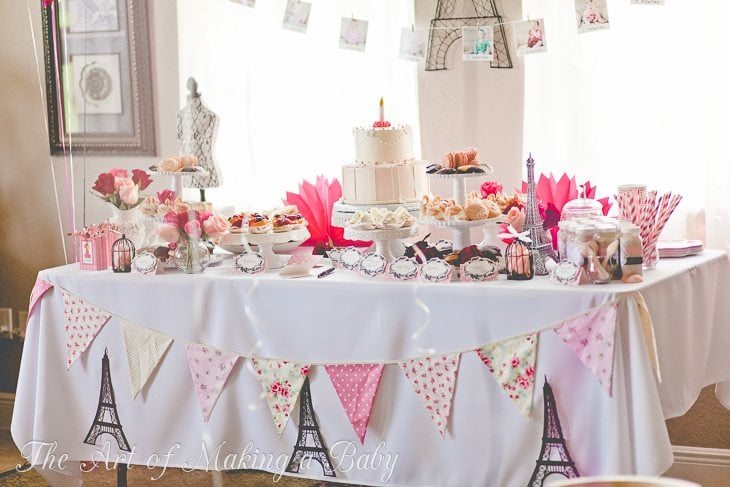 First Birthday: Planning Decor and Favor Bags