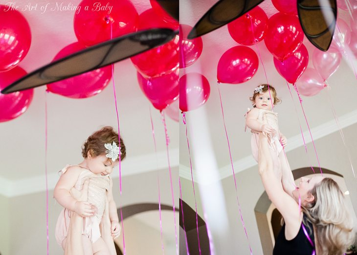 First Birthday Party: Part I