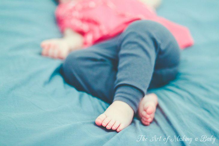 Good Bye Babyhood, Hello Toddler!