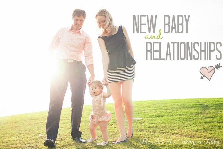 New Baby And Relationships