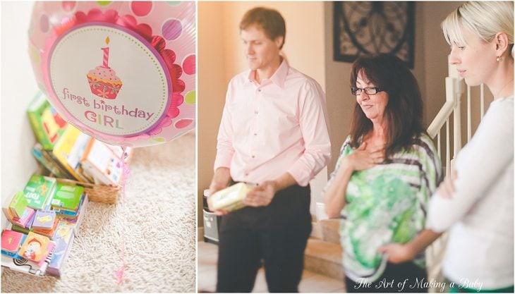 Lexi's 1st Birthday Part 2