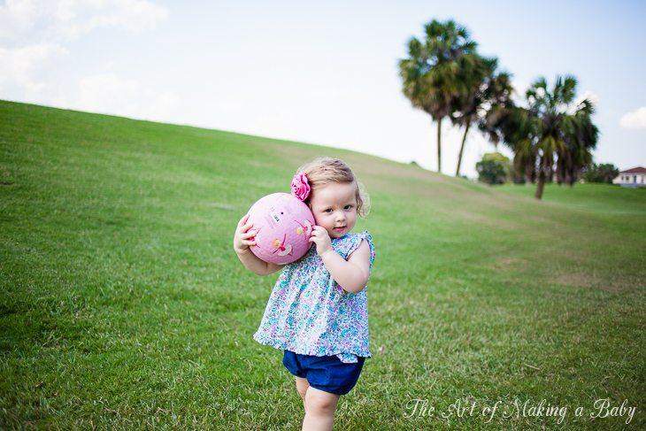 Physical Development (13-16 Months)