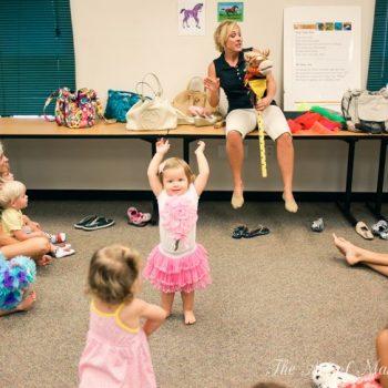 Her True Self, Kindermusik Class