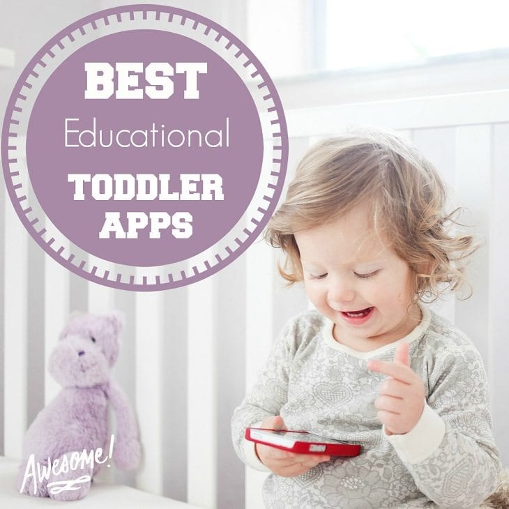 BEST EDUCATIONAL TODDLER APPS