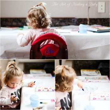 """mommy's Free Time"" Aka Toddler Activities That Entertain For Longer Periods Of Time"