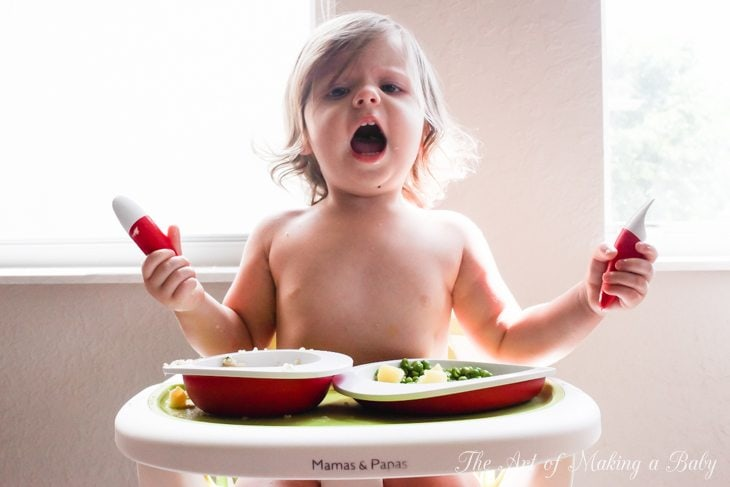 Toddler Routines: Meal Times