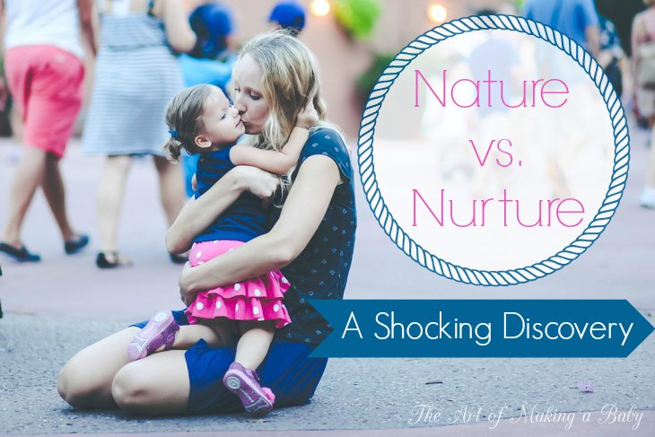 Nature Vs. Nurture –  A Shocking Discovery