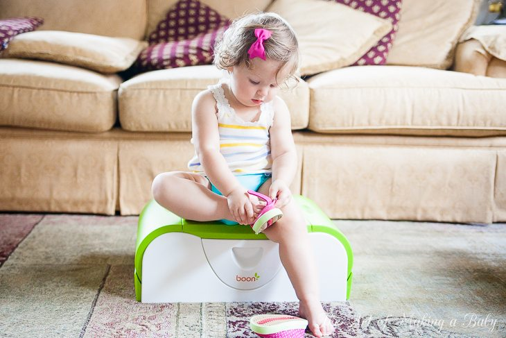 Potty Training, It's Just The Beginning (and The End?)