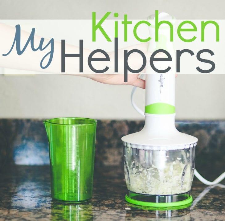 My Kitchen Help