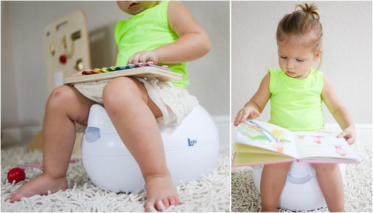 Potty Training, its just the beginning (and the end