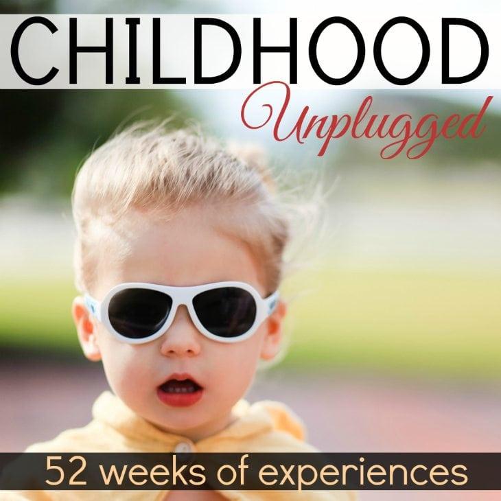 52 Weeks Of Experiences List: The Beginning!