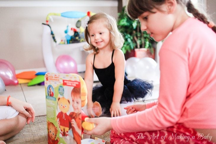 2nd Birthday: The Morning Of