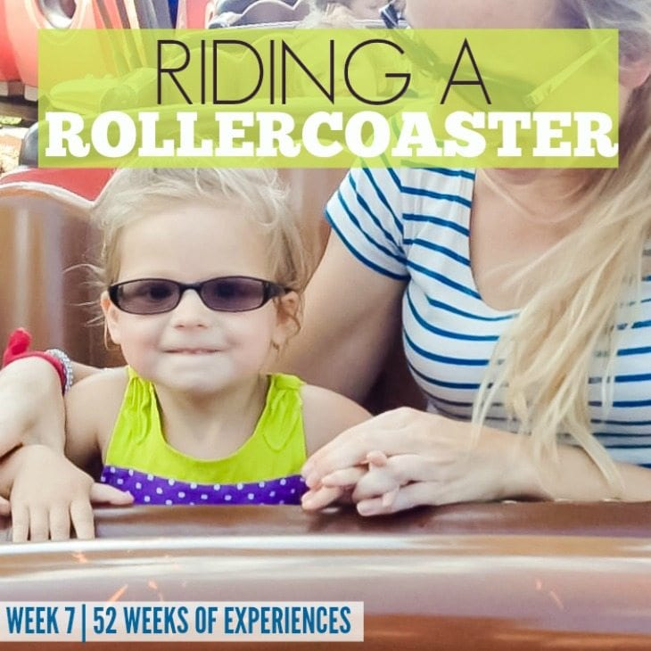 Riding A Rollercoaster – Week 7 Of 52 Weeks Of Experiences