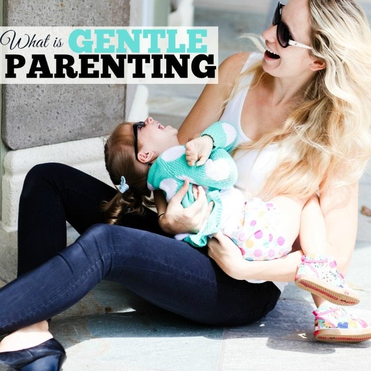 What Is Gentle Parenting?