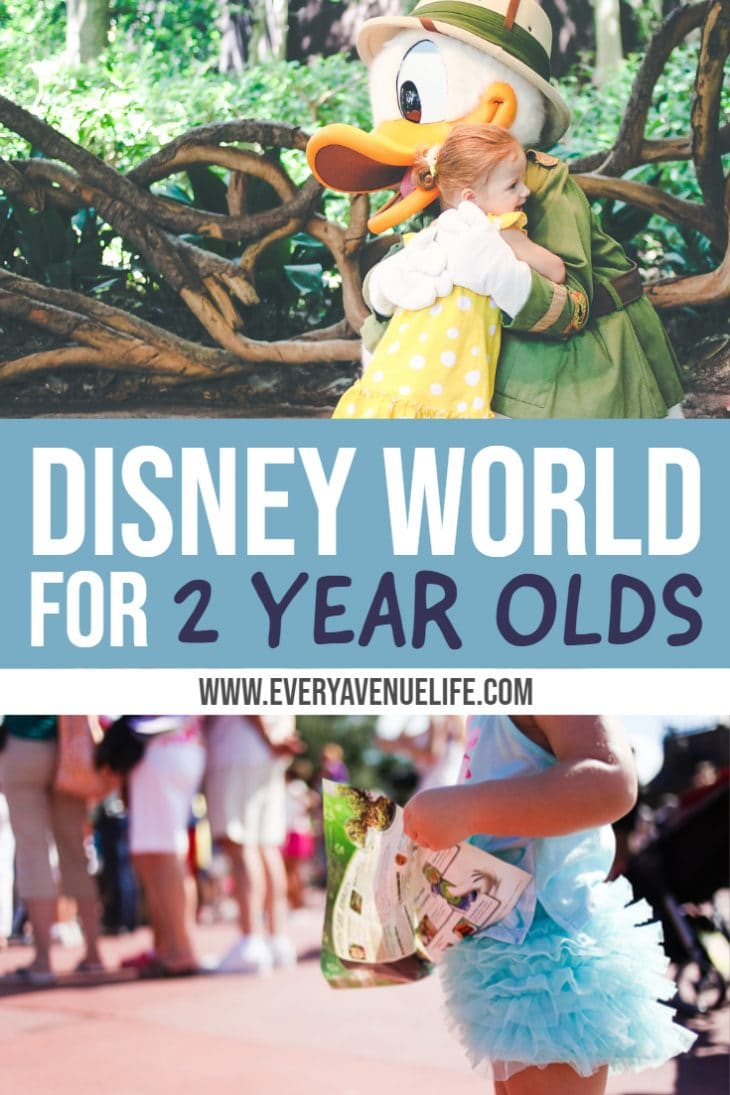 Disney World For 2 Year Olds