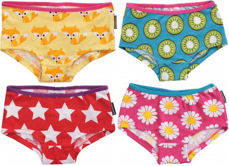 Cute Organic Toddler Underwear Round Up