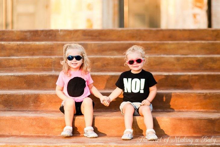 Lexi Twins In Nununu Baby – Cuteness Overload