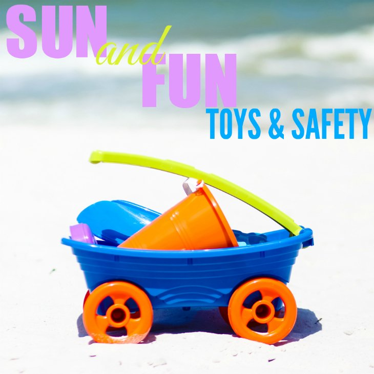 Sun And Fun: Toys And Safety Accessories