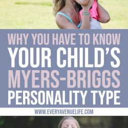 Why you have to know your child's Myers-Briggs personality type for kids