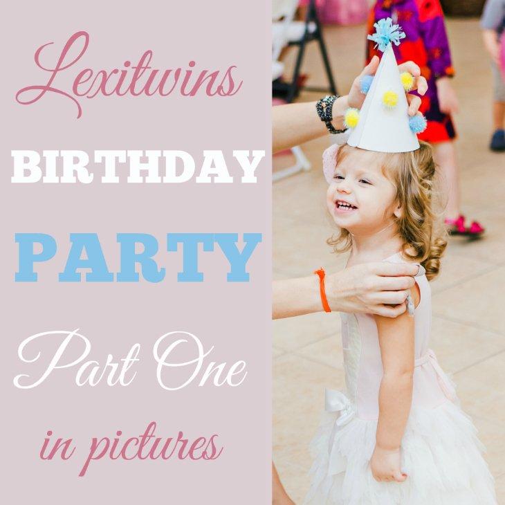 Swan Birthday Party, Part I